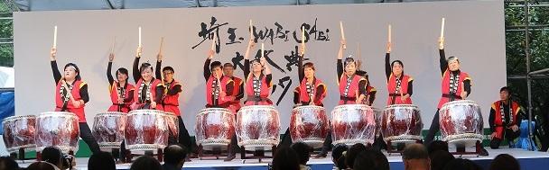 H29埼玉 WABI SABI 大祭典 2017