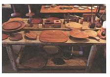 ギャラリー樟楠3月常設展チラシ
